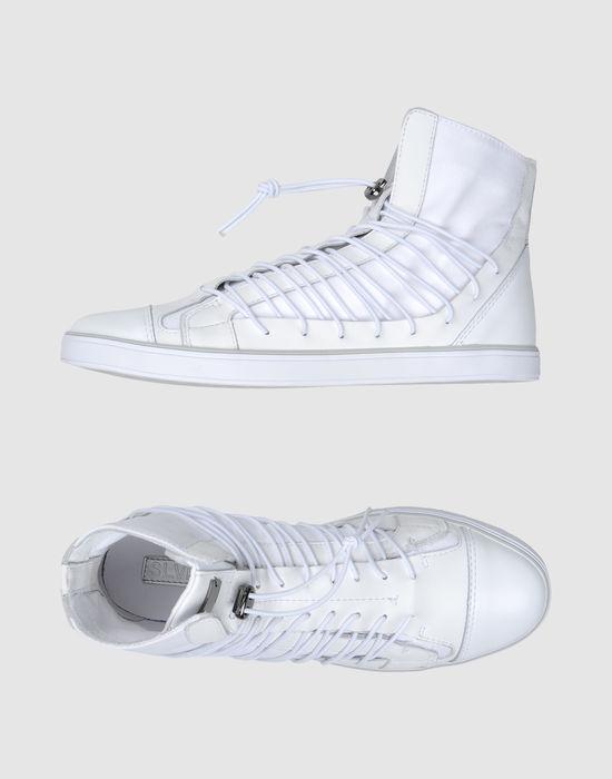 adidas SLVR High-top sneaker