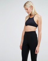 Vero Moda High Neck Crop Top