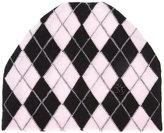 Maison Michel diamond embroidered beanie hat