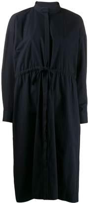 Maison Rabih Kayrouz drawstring waist shirt dress