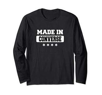 Converse Made In Long Sleeve T-Shirt