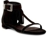 Aerosoles Lowdown Fringe Sandal