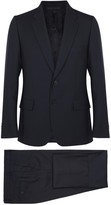Paul Smith Mayfair Navy Wool Suit