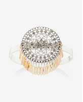 Express embellished filigree cuff