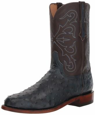 Lucchese Bootmaker Men's Hudson Western Boot