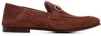 Gucci Brixton Horsebit Loafers