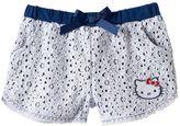 Hello Kitty Girls 4-6x Lace Shorts