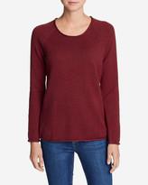 Eddie Bauer Women's Sweatshirt Sweater - Marl