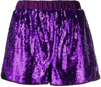 Liu Jo sequin embellished shorts
