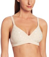 Hanes Women's Fuller Coverage Foam Wirefree Bra