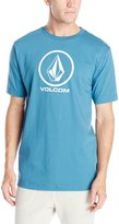Volcom Men's New Circle Too Short Sleeve T-Shirt