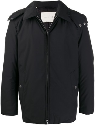 MACKINTOSH Dunnet Rain System hooded jacket
