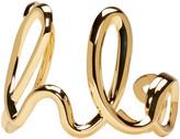 Chloé Gold Cuff