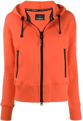 Peuterey zipped hoodie