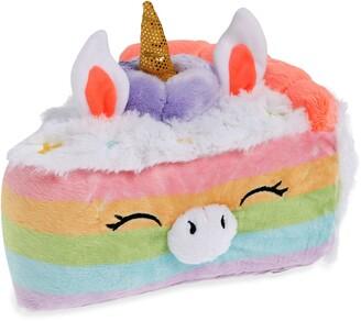 Squishable Kids' Mini Unicorn Cake Plush Toy