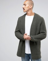 Asos Cardigan in Chenille