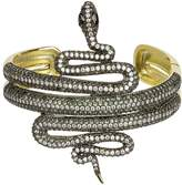 Noir Women's Serpent Savage Bangle
