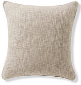 Barbara Barry Shiro Rustic Cotton Euro Sham