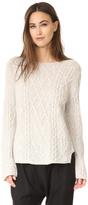 Nili Lotan Mara Cashmere Sweater