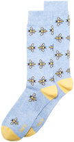 Bar III Men's Bee Socks, Only at Macy's