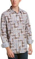 Robert Graham Pick Up Truck Classic Woven Shirt