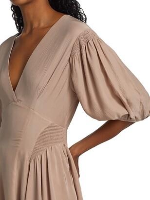 TOVE Veda Silk Dress