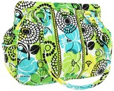 Vera Bradley Frame Bag (Lime's Up) - Bags and Luggage