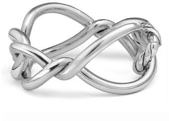 David Yurman Continuance Bracelet in Sterling Silver