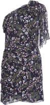 Isabel Marant Myron Ruffled Mini Dress