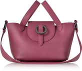 Meli-Melo Fuchsia Rose Thela Mini Cross Body Bag