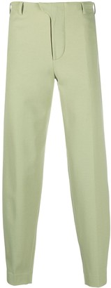 Vejas Tencel Tapered Trousers