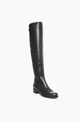 Blondo Black Leather Velma Boots