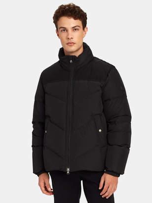 Woolrich Logo Arctic Down Jacket