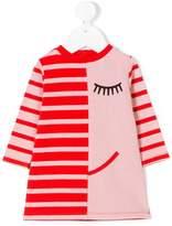 Stella McCartney Charlotte face print dress