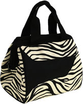 Fit & Fresh Zebra Lunch Bag with Ice Pack
