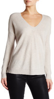 Joie Calee B V-Neck Wool Blend Sweater