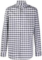 BOSS Long Sleeve Regular Fit Checked Shirt
