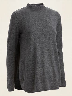 Old Navy Maternity Funnel-Neck Nursing Sweater