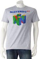 """Nintendo Men's 64"""" Tee"""