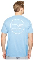 Vineyard Vines Short Sleeve Performance Whale Dot Cationic T-Shirt Men's T Shirt