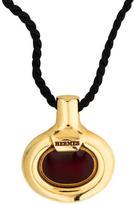 Hermes Perfume Bottle Pendant