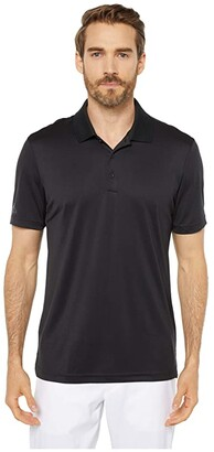 adidas Performance Polo (Black 1) Men's Clothing