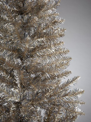 6ft Champagne Sparkle Christmas Tree