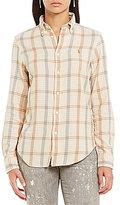 Polo Ralph Lauren Plaid Cotton Flannel Shirt