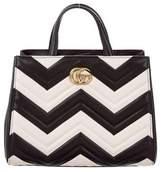 Gucci GG Marmont Matelassé Small Top Handle Bag
