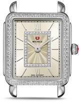 Michele Deco II Mid Watch Head, 26mm x 27mm