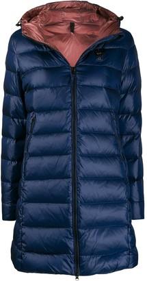 Blauer George long padded coat
