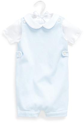Ralph Lauren Overall & Bodysuit Set