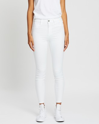 Hollister Straight High-Rise Jeans