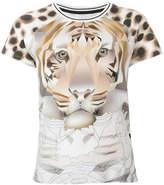 Marc Cain leopard print T-shirt
